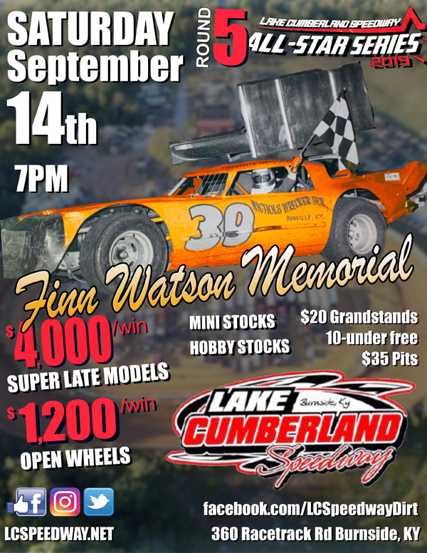 Lake Cumberland Speedway :: Home